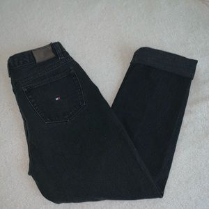 Tommy Hilfiger Black Denim Jeans